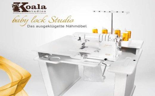 Baby Lock Tisch weiß für enspire, Victory, enlighten, BLCS & desire3