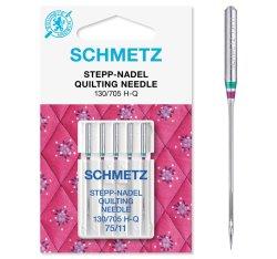 Schmetz Stepp-Nadel 5 Stück Nm75 130/705 H-Q