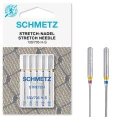 Schmetz Stretch-Nadel 5 Stück Nm75-90 130/705 H-S