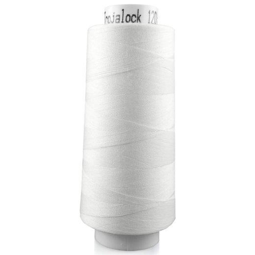 Amann TROJALOCK Overlockgarn No.120 2500m Farbe. 1000
